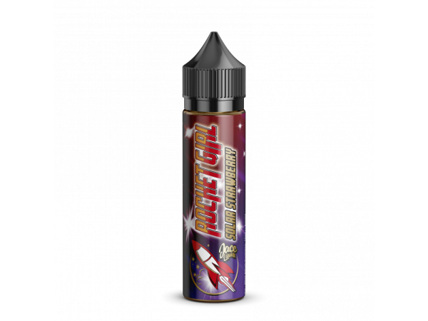 Rocket Girl - Aroma Solar Strawberry 15ml