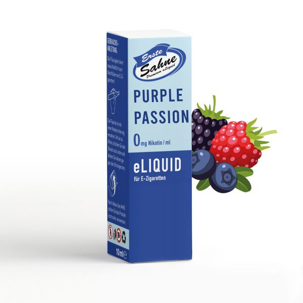 Purple Passion Liquid