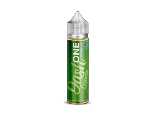 Dash Liquids - Aroma One Apple Ice 15ml