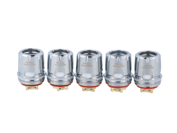 Steamax WT02 Dual Heads 0,2 Ohm (5 Stück pro Packung)