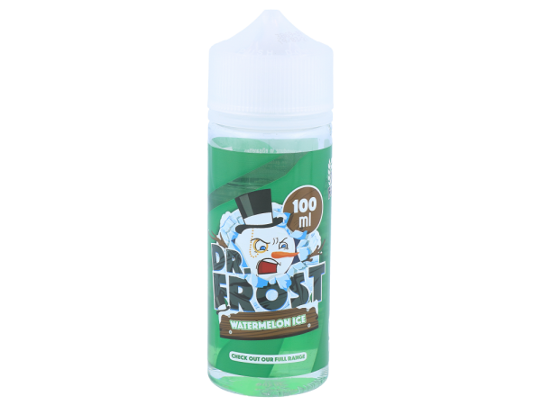 Dr. Frost - Polar Ice Vapes - Watermelon Ice - 100ml 0mg/ml