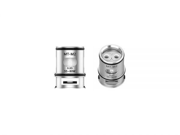 VooPoo MT-M2 0,2 Ohm Heads (3 Stück pro Packung)