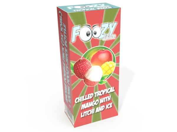 Foozy Juice Tropical Beach Aroma 20ml